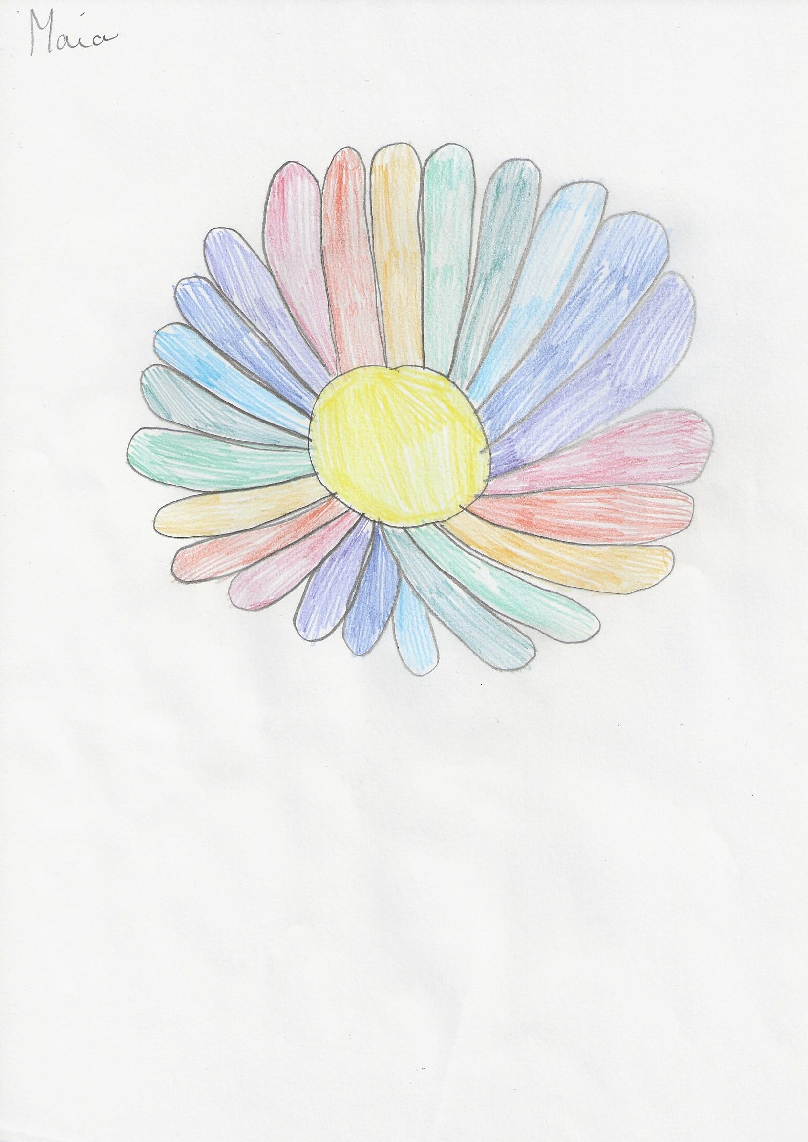 Fleur maia grande lessive