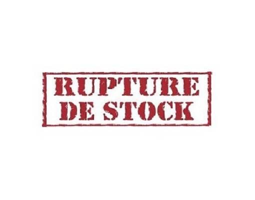 Rupture de stock