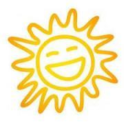 Soleil sourir